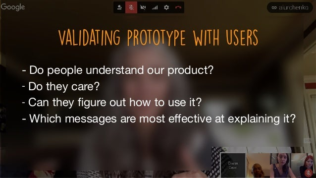 Research PROCESS Prototyping & Testing Visual Design Validation & Iteration • Informational architecture • Card sorting • ...