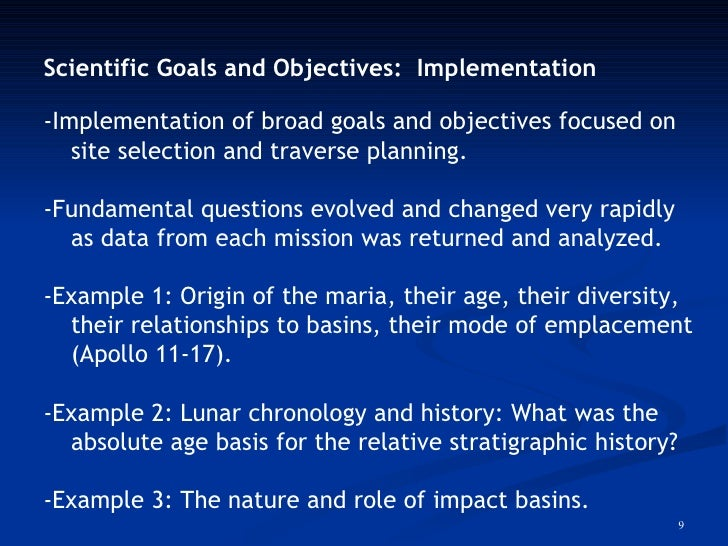 apollo missions objectives - photo #18