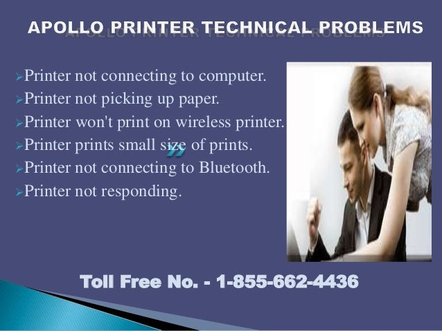 1 855 662 4436 Apollo Printer Drivers Not Work Properly