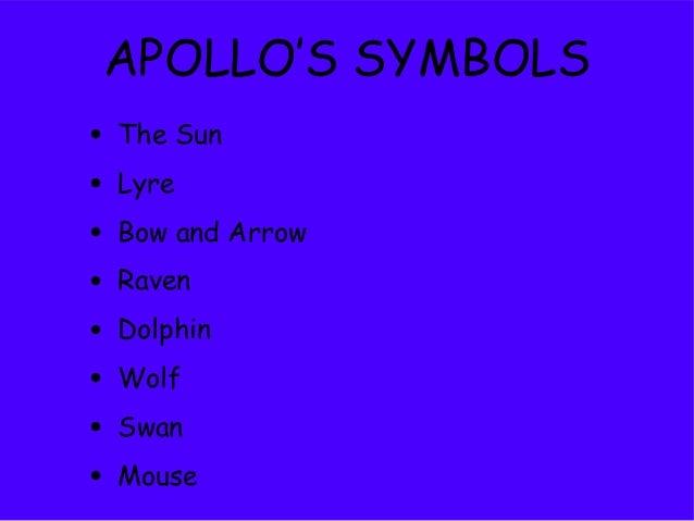 apollo symbol of power - photo #19