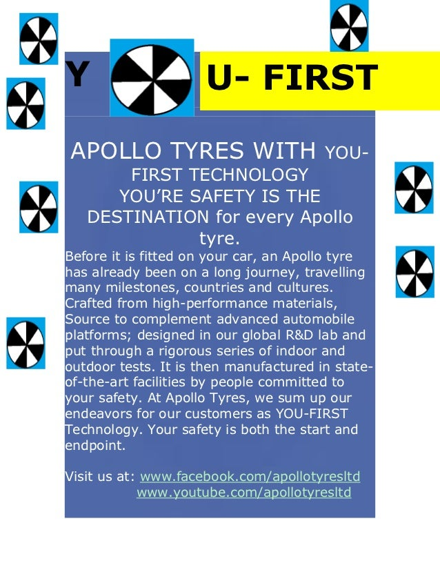 swot of apollo tyres Need essay sample on apollo tyres ltd: swot analysis we will write a custom essay sample specifically for you for only $ 1390/page.