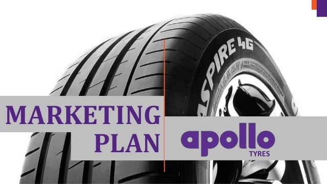 MARKETING PLAN  TYRES 1