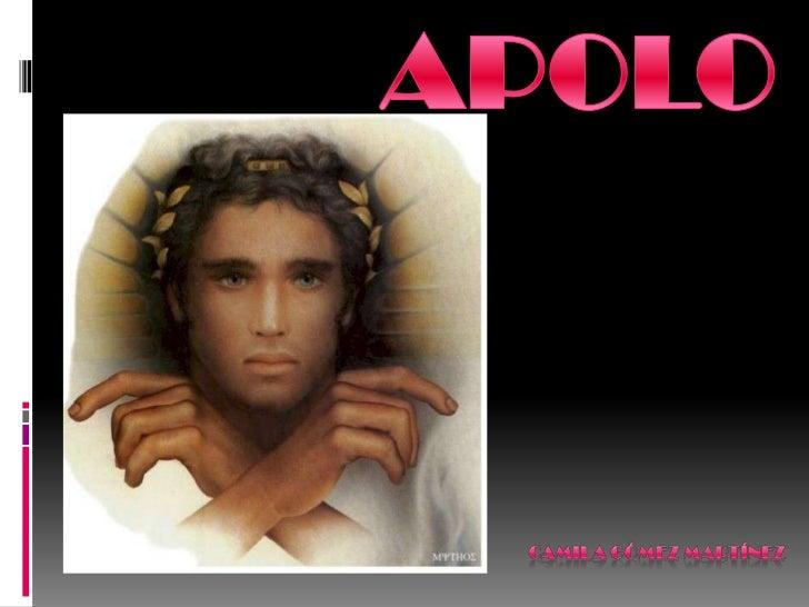  Apolo es el nombre tanto en latino como en griego.Pero si existe en griego antiguo quees Ἀπόλλων Apóllōn o Ἀπέλλων Apéllōn