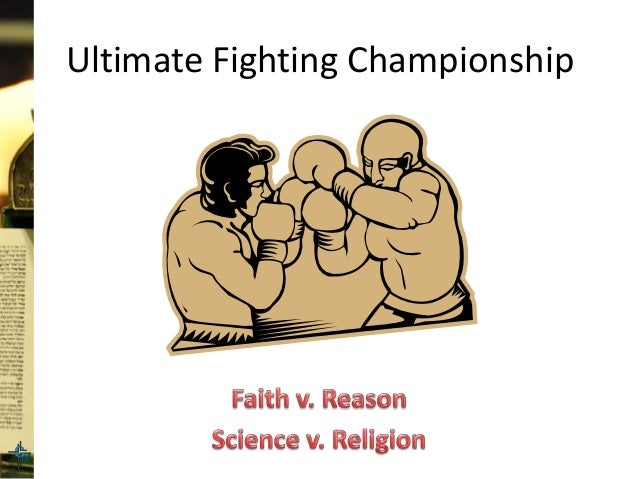 reason and faith in religion For the fideist, religious belief systems are not subject to logic and reasoning  religious belief is a matter of faith and complete trust in authority,.