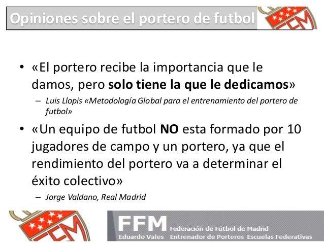 Apor 01 sesiones técnicas pdf entrenamiento de porteros ffm escuelas federativas (1) Slide 3