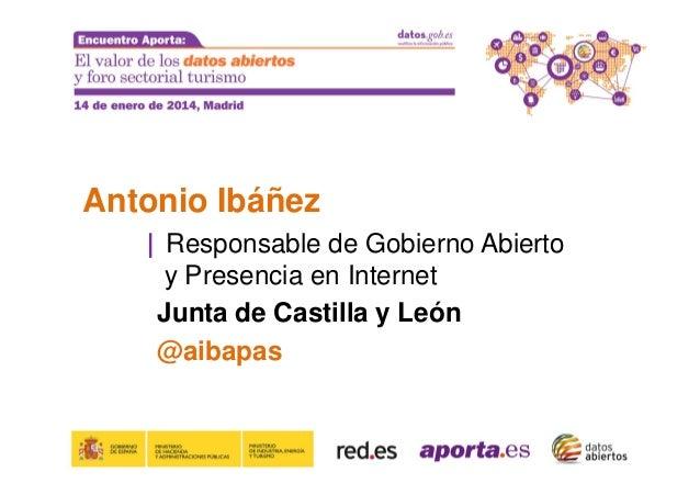 ¿Qué necesitamos para abrir un dato?  Junta de Castilla y León. www.datosabiertos.jcyl.es  Datos Abiertos. Una carrera de ...