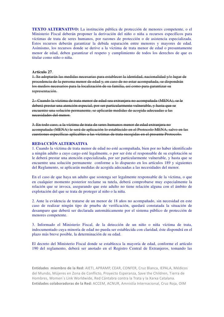 TEXTO ALTERNATIVO: La institución pública de protección de menores competente, o elMinisterio Fiscal deberán proponer la d...