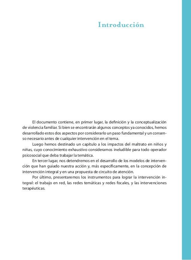 26 Aportes para la intervención en maltrato y abuso sexual infantil y adolescente Modelo ecológico El modelo ecológico nos...