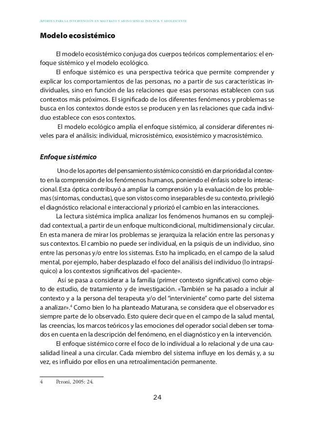 33 Impactos del maltrato y del abuso sexual infantil El mantenimiento de esta situación conduce a la formación de síntomas...