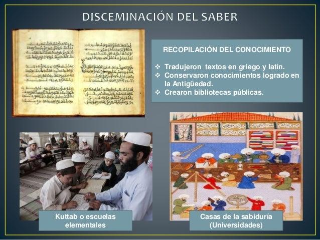 Aportes del islam Slide 2