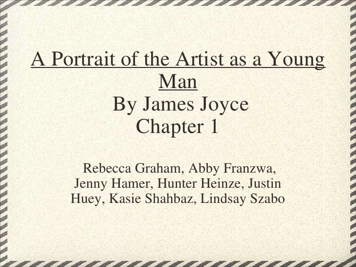 an analysis of the use of conflict in a portrait of an artist as a young man by james joyce James joyce's alter ego in a portrait of the artist as a young man works cited missing in james joyce's a portrait of the artist as a young man, stephen dedalus, a young man growing up, has many of the same traits of the young james joyce.