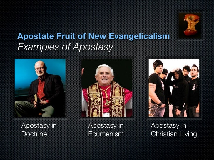 Apostate Fruit Samples Slide 2