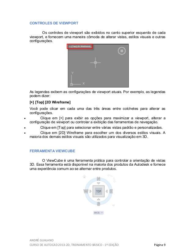 2013 livro utilizando pdf autocad totalmente