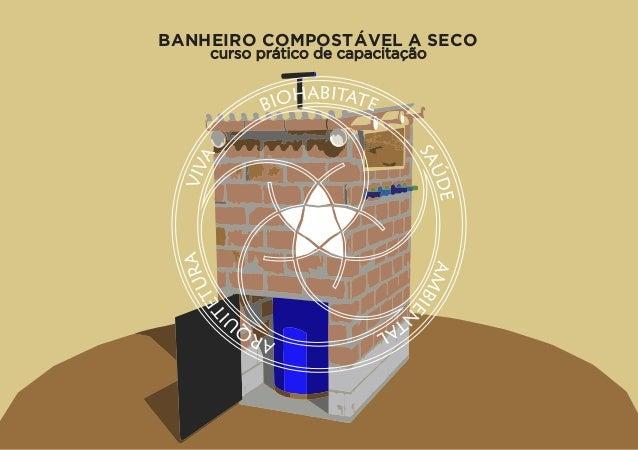 BANHEIRO COMPOSTÁVEL A SECO curso prático de capacitação