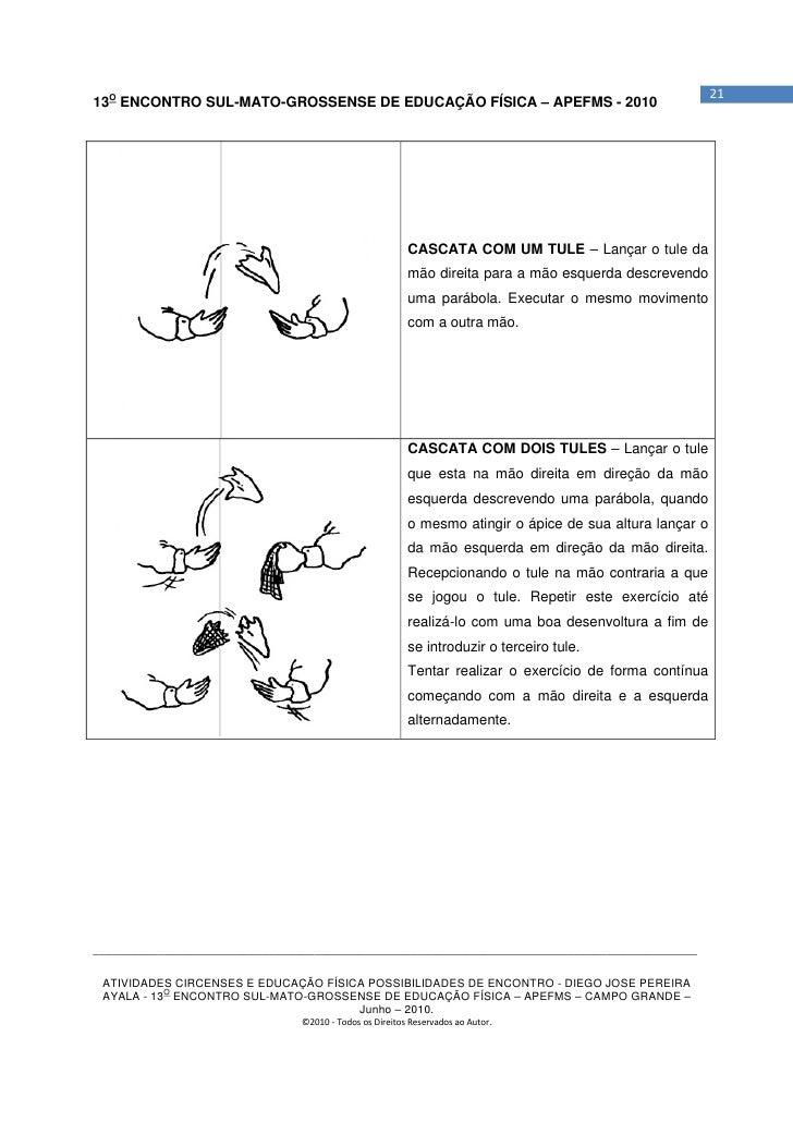 2113O ENCONTRO SUL-MATO-GROSSENSE DE EDUCAÇÃO FÍSICA – APEFMS - 2010                                                      ...