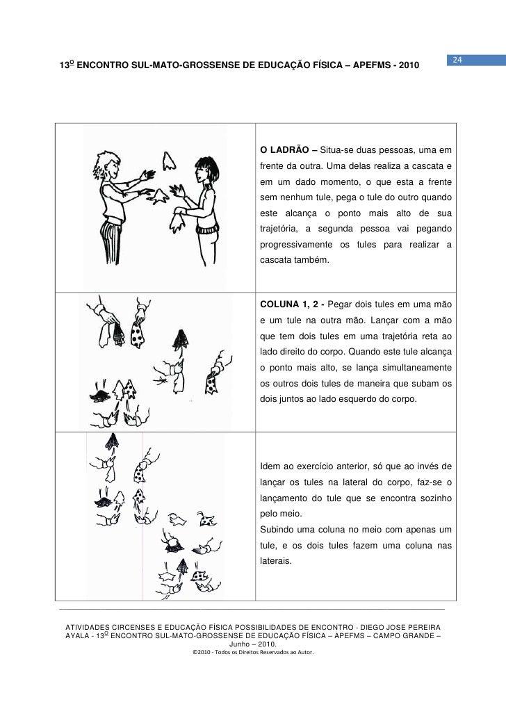 2413O ENCONTRO SUL-MATO-GROSSENSE DE EDUCAÇÃO FÍSICA – APEFMS - 2010                                                      ...
