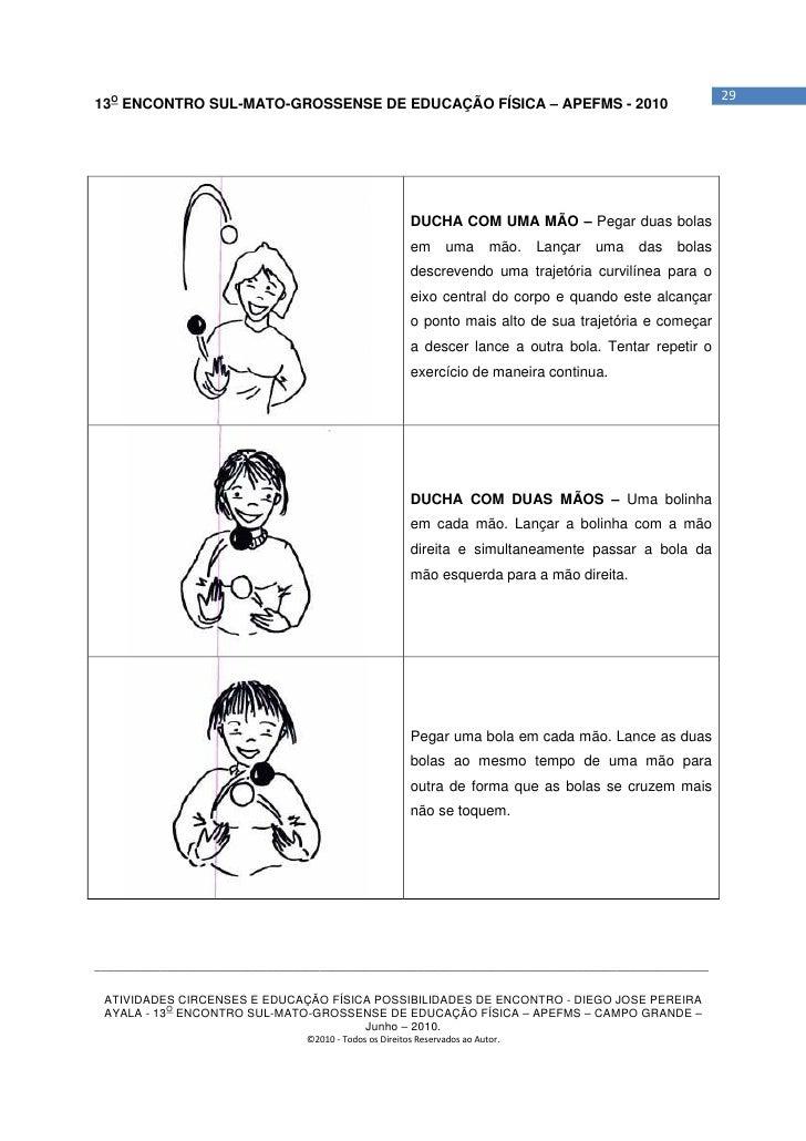 2913O ENCONTRO SUL-MATO-GROSSENSE DE EDUCAÇÃO FÍSICA – APEFMS - 2010                                                      ...