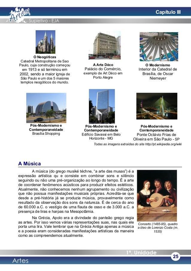 Concerto (1485-95), quadro a óleo de Lorenzo Costa (m. 1535) Todas as imagens extraídas do site http://pt.wikipedia.org/wi...