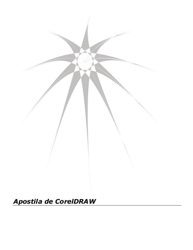 Apostila de CorelDRAW