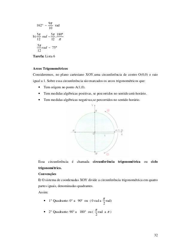 Apostila pr clculo 180 rad 32 ccuart Images