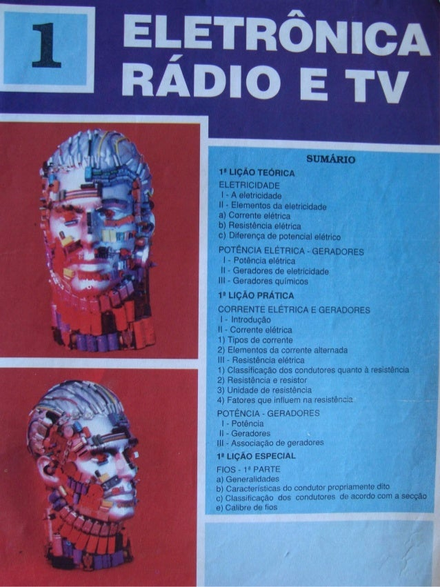 Eletrônica Rádio e TV