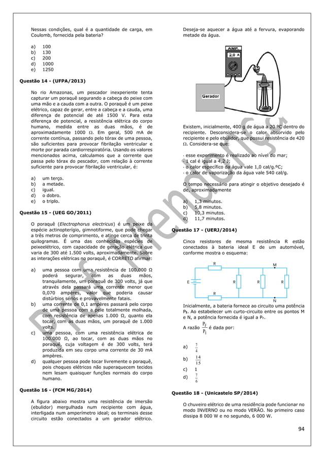 curso de específica de física