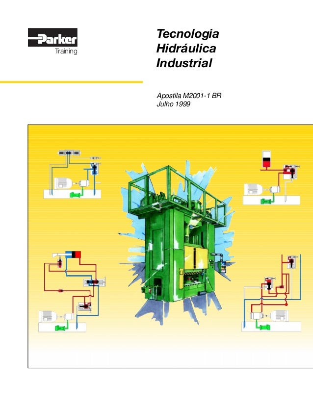 Tecnologia Hidráulica Industrial Apostila M2001-1 BR Julho 1999 Training