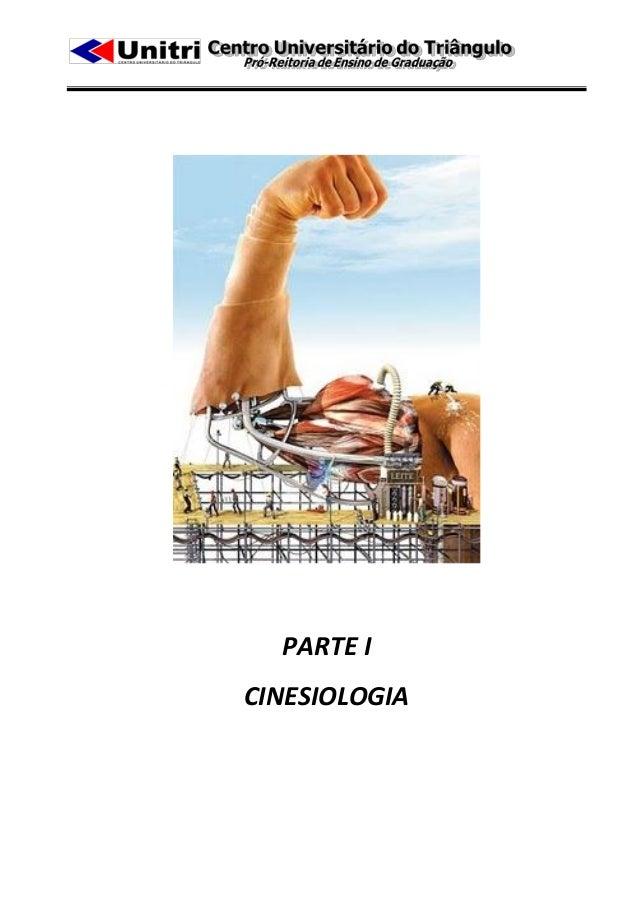 PARTE ICINESIOLOGIA