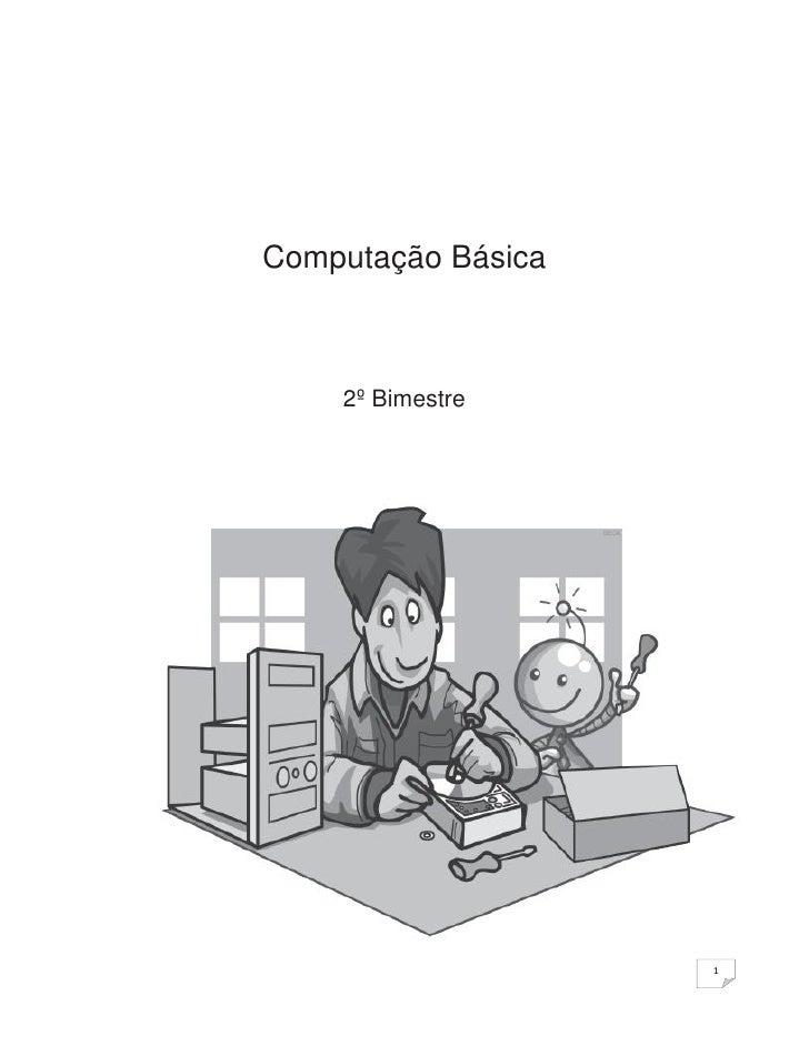 Apostila computacao