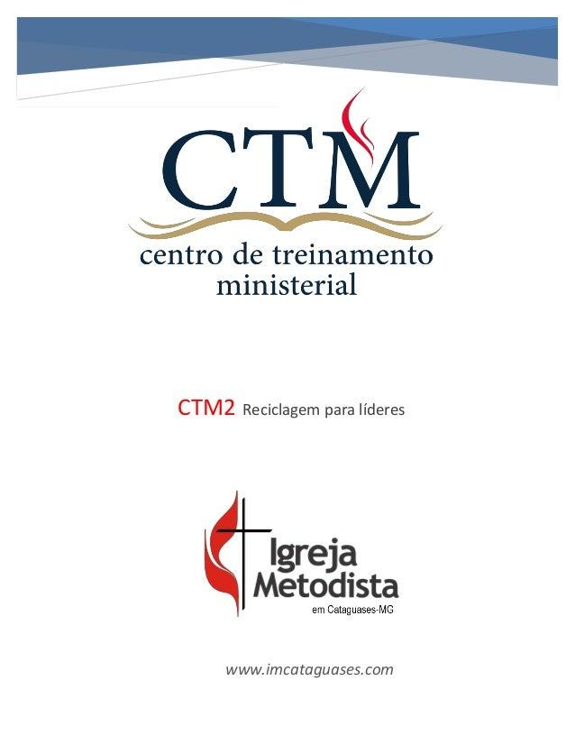 CTM2 Reciclagem para líderes www.imcataguases.com
