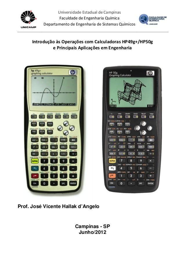 Universidade Estadual de Campinas Faculdade de Engenharia Química Departamento de Engenharia de Sistemas Químicos Introduç...