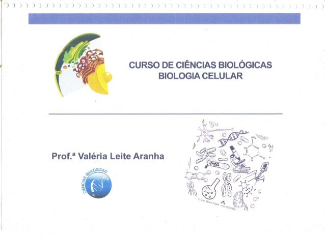 Apostila de biologia celular - otávio