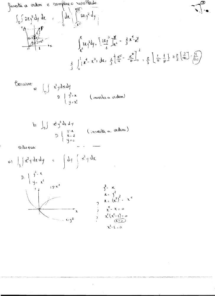 apostila de calculo iv 1990