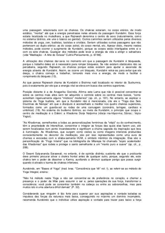 Famosos Apostila de chakras e mediunidade (autoria desconhecida) JI97