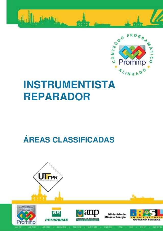 INSTRUMENTISTA REPARADOR ÁREAS CLASSIFICADAS