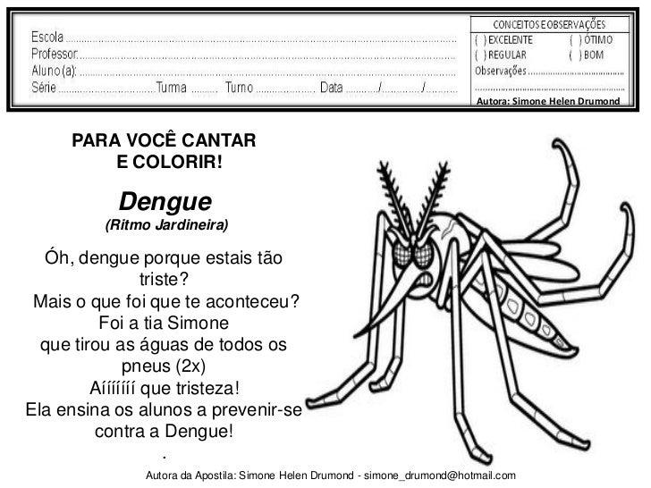 Apostila Dengue Vol 2 Simone Helen Drumond
