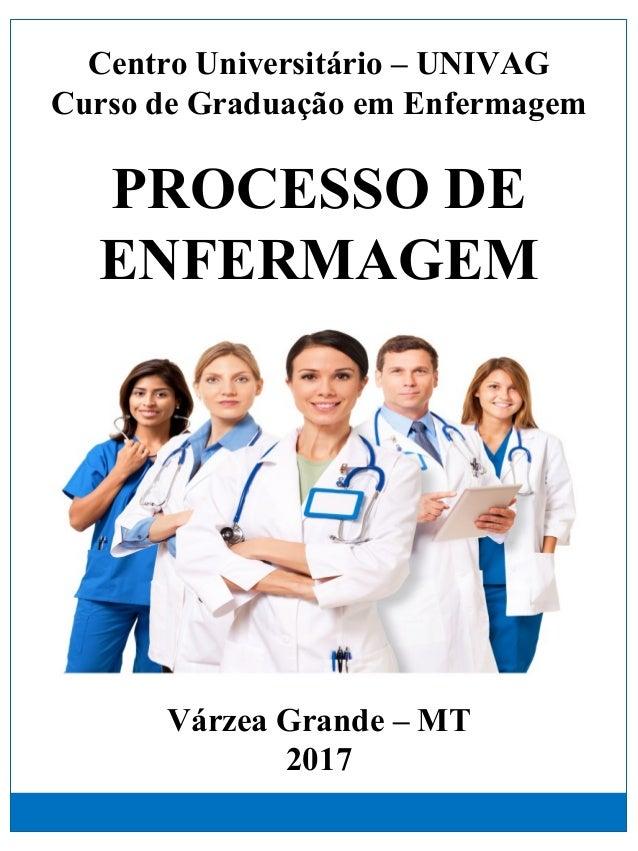 Apostila De Processo De Enfermagem