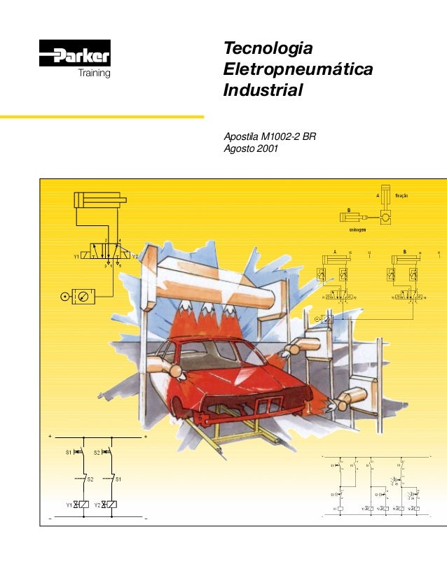 Apostila M1002-2 BR Agosto 2001 Tecnologia Eletropneumática Industrial