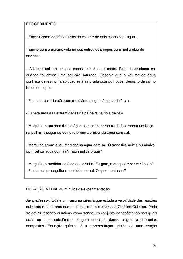 APOSTILA CINETICA QUIMICA EPUB