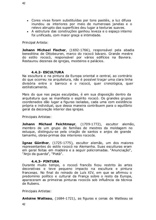 Principais Caractersticas 41 42