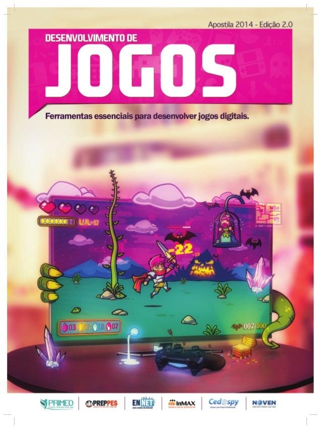 PREPPES Jogos Curitiba: PREPPES, 2014 126p. il. Título. Série Impresso no Brasil Printed in Brazil 2014 Av. Marechal Deodo...