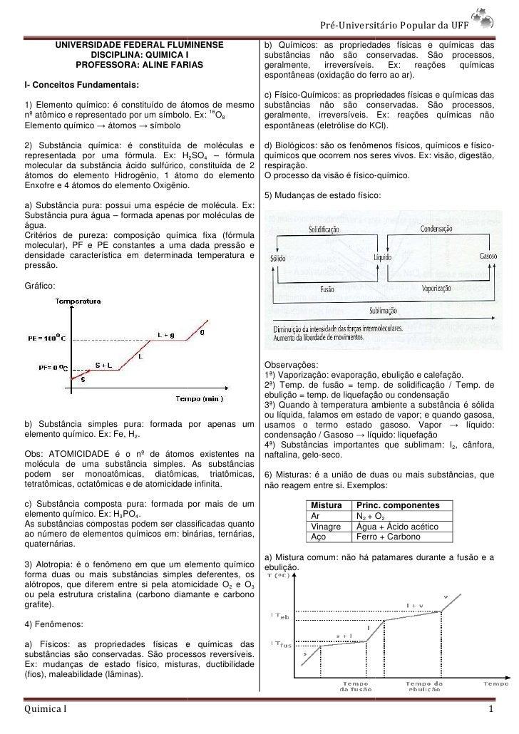 Apostila quimica1