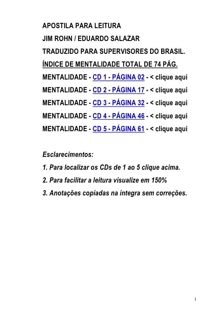 Apostilas dos cd1,2,3,4,5.com