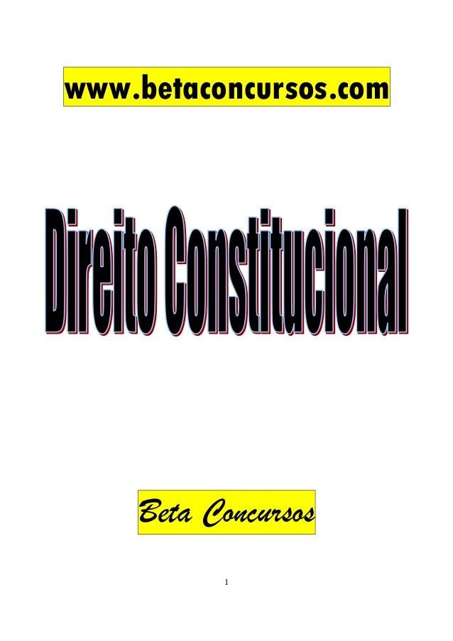 1 www.betaconcursos.com Beta Concursos