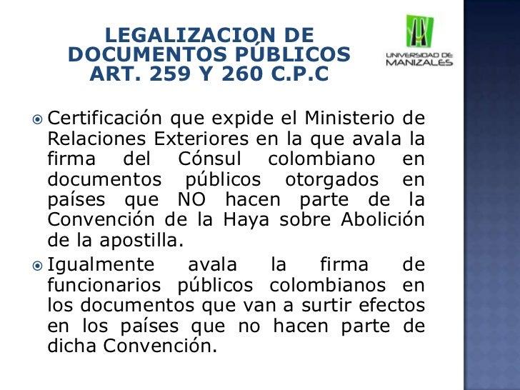 Convencion de La Haya Sobre La Apostilla