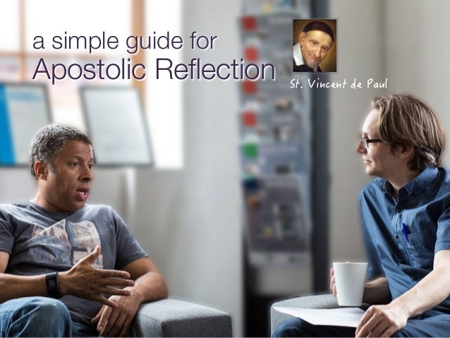 a simple guide for Apostolic Reflection