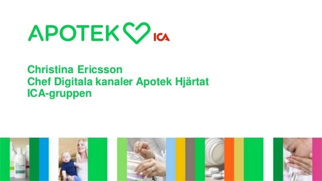 apotek hjärtat ica logo