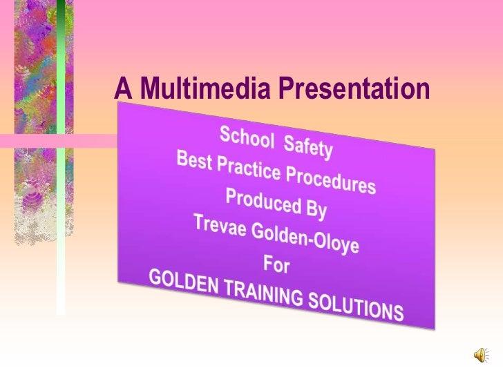 A Multimedia Presentation