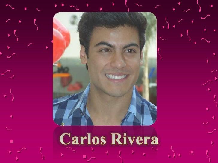 Carlos Rivera<br />
