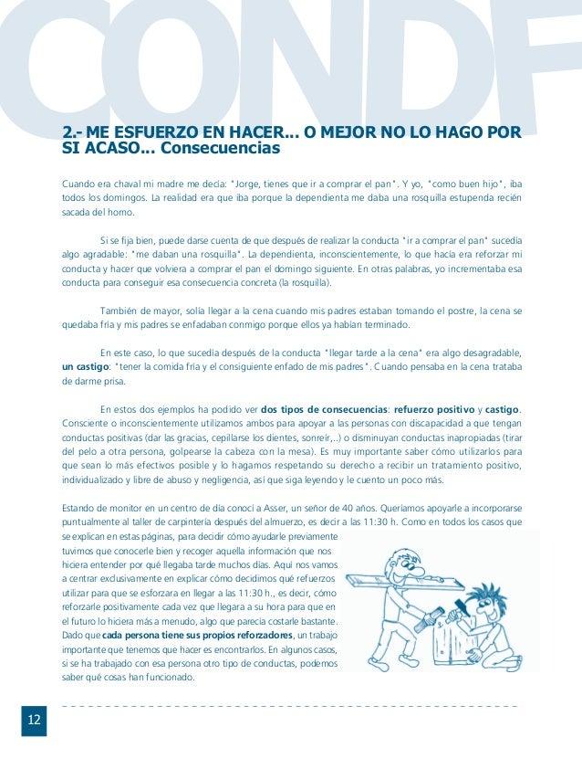 """Conductas interior 1.FH11 Tue Nov 13 11:52:30 2007 Página 12 CO FDN 12 Cuando era chaval mi madre me decía: """"Jorge, tienes..."""